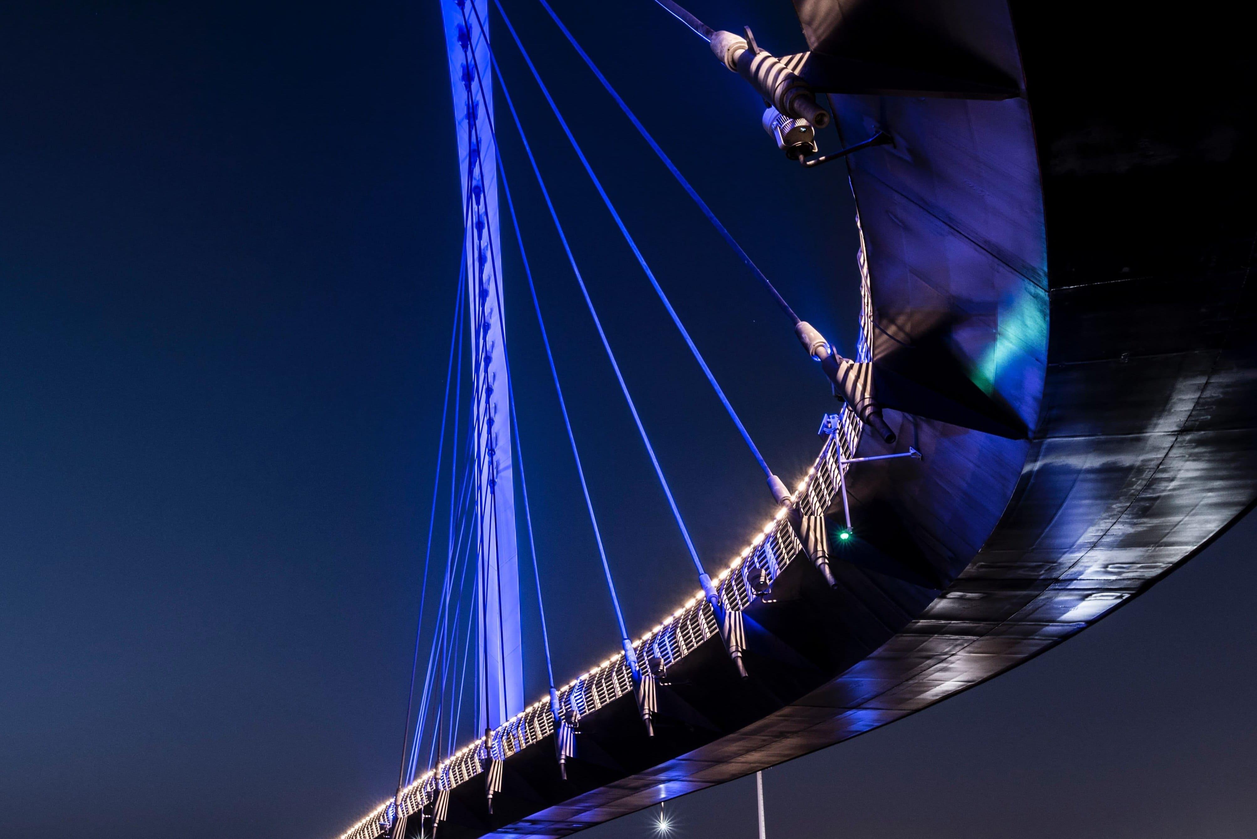 7 самых опасных мостов в мире