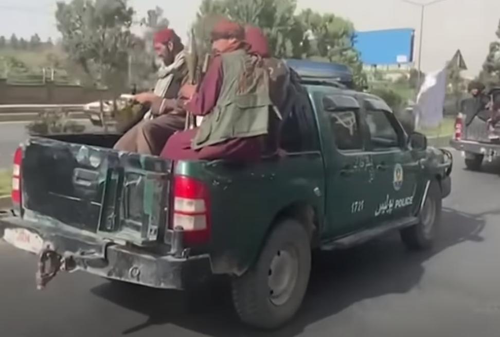 Афганистан: Талибан обстрелял толпу демонстрантов. Реакция Америки на военно-политический переворот в стране