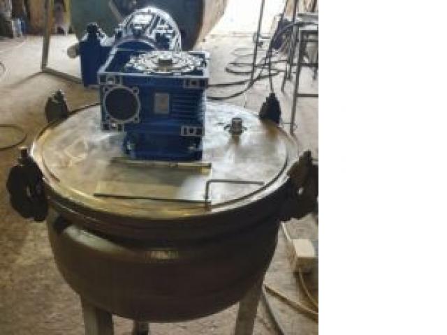 Продается Реактор нержавеющий - 1