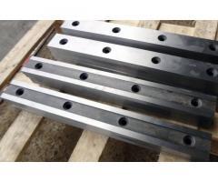 Производитель гильотинных ножей 510 60 20мм и 520