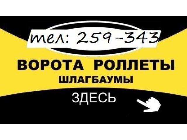 Автоматические-Ворота-Рольставни-Привода! Под ключ - 1/6