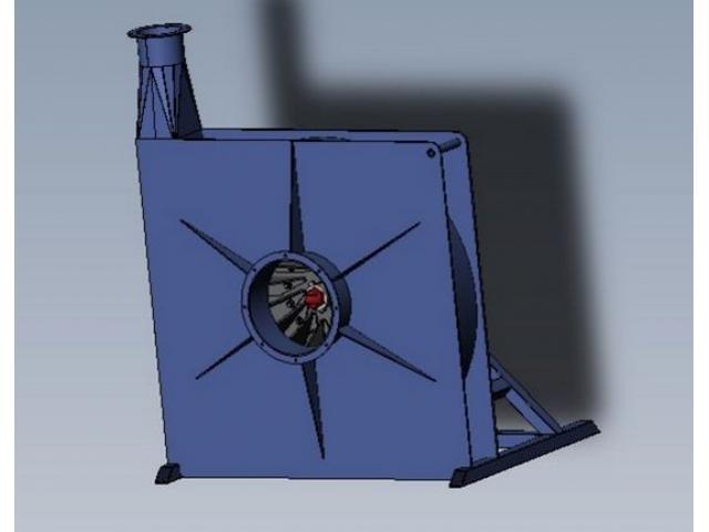Радиальный вентилятор PZO-18.5-MU - 3/3