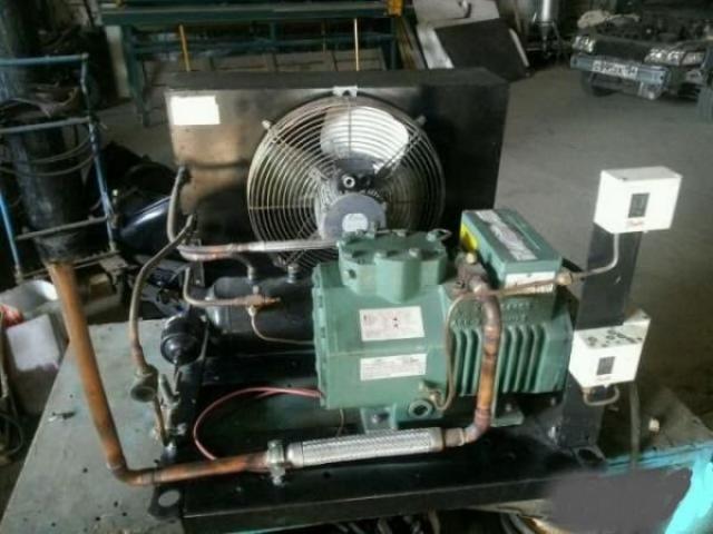 Централь на одном Bitzer 4NC-12.2Y-40P - 1