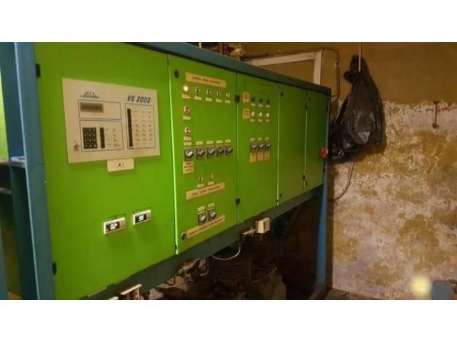 Агрегатная стойка на базе bitzer 4ec-4.2 - 1/1