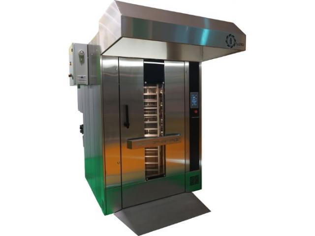 Печь ротационная 600х800 мм, газовая - 1