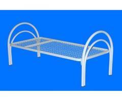 Одноярусные, двухъярусные кровати металлические