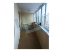 Остекление и отделка балкона.