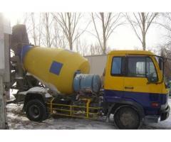 Продажа- доставка бетона, раствора мал и бол. микс