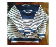 Вязание одежды на заказ спицами и крючком.