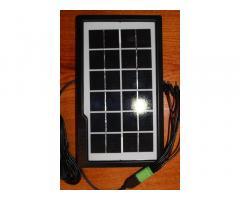 Зарядное устройство (солнечная панель)