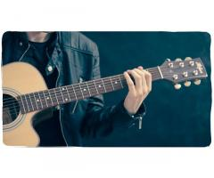 Реальное обучение игре на гитаре, уроки гитары